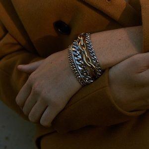 Jenny Bird Mara Cuff Bracelet